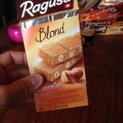 Ragusa Blond - chocolat suisse